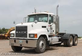 100 Mack Semi Trucks 2007 CHN613 Semi Truck Item DD4945 SOLD May 31 Con