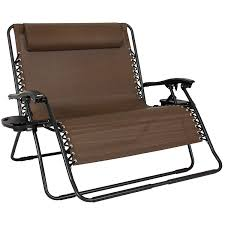Best Choice Products 2-Person Double Wide Folding Mesh Zero Gravity Chair  W/Cup Holders, Brown Outsunny Folding Zero Gravity Rocking Lounge Chair With Cup Holder Tray Black 21 Best Beach Chairs 2019 The Strategist New York Magazine Selecting The Deck Boating Hiback Steel Bpack By Rio Sea Fniture Marine Hdware Double Wide Helm Personalised Printed Branded Uk Extrawide Mesh Chairs Foldable Alinum Sports Green Caravan Blue Xl Suspension Patio Titanic J And R Guram Choice Products 2person Holders Tan