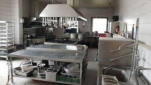 gastro küche komplett edelstahl großküche restaurantküche