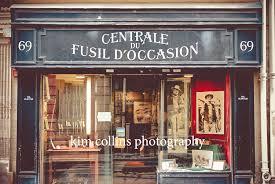 parisian store frontfine art photographyparisfrancemultiple