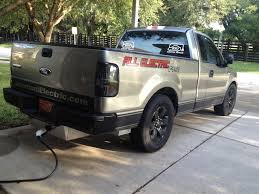 Ford F150 100% Electric Vehicle Conversion - Adomani Electric ... 580941 Traxxas 110 Ford F150 Raptor Electric Off Road Rc Short Wkhorse Introduces An Electrick Pickup Truck To Rival Tesla Wired 2007 F550 Bucket Truck Item L5931 Sold August 11 B Carb Cerfication Streamlines Rebate Process For Motivs Toyota And To Go It Alone On Hybrid Trucks After Study Rock Slide Eeering Stepsliders Sliders W Step Battypowered A Big Lift For Sce Workers Environment Allnew 2015 Ripped From Stripped Weight Houston Chronicle Delivers Plenty Of Torque And Low Maintenance A Ranger Electric With Nimh Ev Nickelmetal Hydride