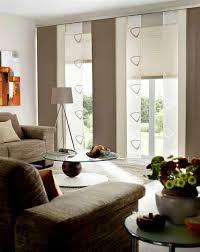 fenster gardinen wohnzimmer kurz moderne gardinen