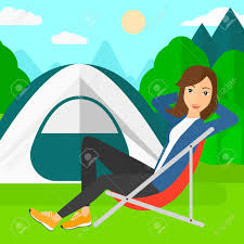 A Woman Sitting In A Folding Chair On The Background Of Camping.. Deckchair Garden Fniture Umbrella Chairs Clipart Png Camping Portable Chair Vector Pnic Folding Icon In Flat Details About Pj Masks Camp Chair For Kids Portable Fold N Go With Carry Bag Clipart Png Download 2875903 Pinclipart Green At Getdrawingscom Free Personal Use Outdoor Travel Hiking Folding Stool Tripod Three Feet Trolls Outline Vector Icon Isolated Black Simple Amazoncom Regatta Animal Man Sitting A The Camping Fishing Line