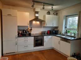 küche l form weiß matt