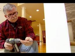This Old House Squeaky Floor Screws by How To Repair A Loose Newel Post This Old House Youtube