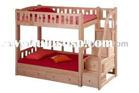 bedroom outstanding wooden bunk beds with steps and functional