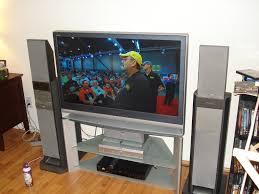 Sony Wega Lamp Kdf E42a10 by Sony 42 U0027 U0027 Grand Wega 3lcd Rear Projection Hdtv And Sony Stand 1k