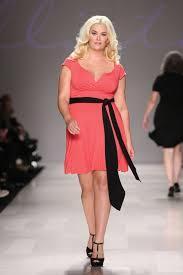 plus size models inspirational full figured women in fashion