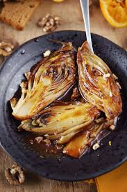 comment cuisiner l endive endives braisées à l orange et au d épices chefnini