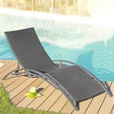 chaise longue leclerc simplement simple chaise longue de jardin leclerc chaise longue de