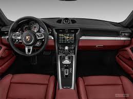 2018 Porsche 911 Dashboard