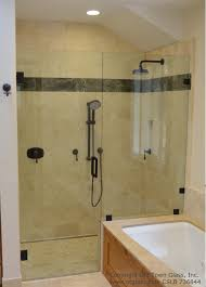 Bathtub Doors Oil Rubbed Bronze bath remodel with an amazing glass shower enclosure in mill valley