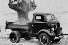 History Of Ford Work Trucks In Pictures - Operations - Automotive Fleet