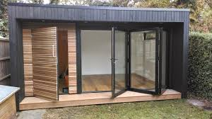 Garden Design: Garden Design With Bespoke Eco Garden Rooms ... The Studio Built By Shed Shop Youtube Backyard Home Yoga Studios And Gyms 10 X 12 Photos Modern Prefab Office Shed To Studio Best 25 Garden Office Ideas On Pinterest Terrific Diy Cabins Cedar Weatherboard Country X10 Plans Room Home Gym Built Planet Design