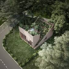 100 House In Nature Ying And Yang An Offgrid Integrated Residence