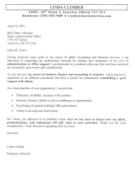 fice Assistant Cover Letter Example Sample