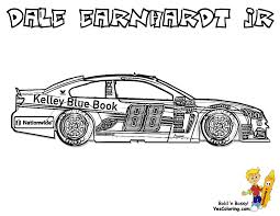 Free Printable Coloring Nascar Pages 54 With Additional Book