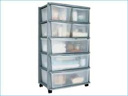 Plastic Drawers On Wheels by Plastic Storage Drawers On Wheels Home Design Ideas