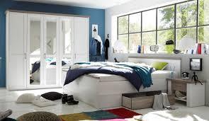 details zu schlafzimmer komplett set 4 tlg luca bett 180 kleiderschrank kommoden weiß