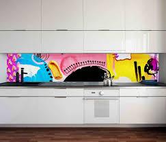 aufkleber küchenrückwand kinder bild bunte farben malerei linien küche folie selbstklebend dekofolie fliesen möbelfolie spritzschutz 22c142