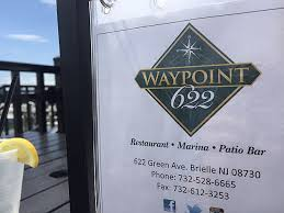 Wharfside Patio Bar Schedule by Top 5 Places To Dine On The Manasquan River