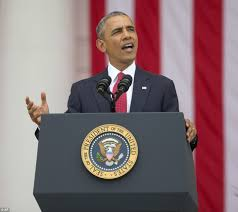 Most Decorated Soldier Uk by Barack Obama U0027s Moving Memorial Day Speech Leaves War Widow In