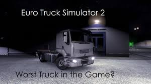 Euro Truck Simulator 2 Truck Analysis: Worst Truck In The Game ... Worst Trucker In The World Fleet Edition Fleet Owner Tg Stegall Trucking Co Truck Driving Jobs Central Oregon Company Truckers Review Pay Home Time Getting Most Out Of Your Pilot Car Listing Pilot Cars 8 Steps To Run Your Successfully Link America Bad Page 11 Truckersreportcom Forum 1 The Evils Driver Recruiting Talkcdl Companies Struggle To Find Drivers Youtube Giants Swift And Knight Merge Together Schools And Companysponsored Traing Flatbed Is A Challeing But Rewarding Career