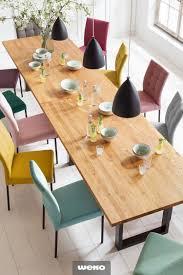 bunter stuhl mix am esstisch bunte stühle esstisch stühle