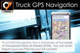 100 Truck Navigation GPS By Aponia For Android APK Download