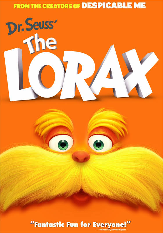 Dr. Seuss' The Lorax - DVD