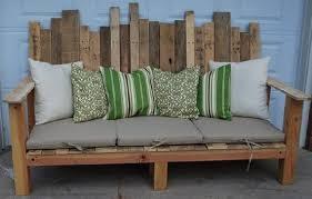 fabriquer un canapé en bois comment fabriquer un banc en bois bricobistro