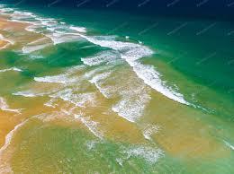 100 Currimundi Beach Aerial Drone View Of Beach At Lake Caloundra