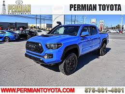 100 Nm Car And Truck New 2019 Toyota Tacoma For Sale Hobbs NM VIN5TFCZ5ANXKX173402