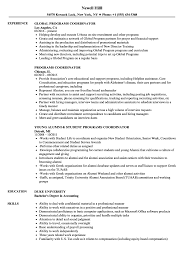 Programs Coordinator Resume Samples | Velvet Jobs 10 Clinical Research Codinator Resume Proposal Sample Leer En Lnea Program Rumes Yedberglauf Recreation Samples Velvet Jobs Project Codinator Resume Top 8 Youth Program Samples Administrative New Patient Care 67 Cool Image Tourism Examples By Real People Marketing Projects Entrylevel Data Specialist Monstercom