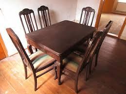 h082 tisch stuhl 6 stühle louis philippe chippendale
