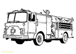Strong Fire Truck Coloring Book Pages Trucks Best #4549