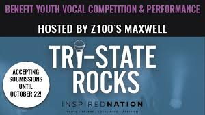 BMI Is Proud To Be Sponsoring Tri State Rocks A Benefit Vocal Competition Open Aspiring Singer Songwriters Between The Ages Of 12 21 From New York