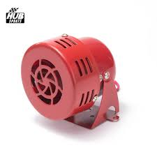 Hubsports - New 12V Motor Driven Red Air Raid Siren Horn Alarm ... New 12v Metal Red Electric Bull Horn Super Loud Raging Sound W 12v Single Snail Tone Air Shell Siren Truck Car Horn Sound Effect Long Youtube Sound Effect Bus Lkw Hupe Sounds Mtb Mountain Road Cycling Bicycle Alarm Bell Bike 1x Auto End 11222018 330 Pm Convoy Horns Diagram Of Parts An Adjustable And Nonadjustable 1 Pair Vehicle In Case Of Fire Use The Air Horn Sign Bracket Buy Air Siren Get Free Shipping On Aliexpresscom Fork Lift Trucks Signs From Key Uk