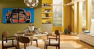 Color Copycat How To Decorate A Mid Century Modern Dining Room