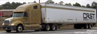 TRUCK TRAILER Transport Express Freight Logistic Diesel Mack ...