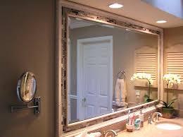 lighted bathroom vanity mirrors bathroom mirrors heated bathroom