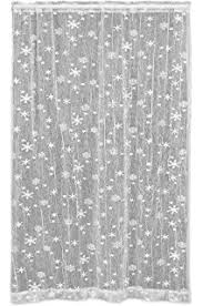 Brylane Home Bathroom Curtains by Amazon Com Brylanehome Pre Lit Curtain Panel Pear 0 Home U0026 Kitchen