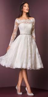 235 best Short & Tea Length Wedding Dresses images on Pinterest
