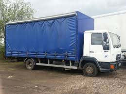 1996 MAN 8.153 MANUAL FUEL PUMP 7.5 TONNE 20 FT TRUCK LIKE MAN FORD ...