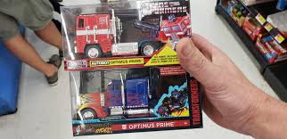 Random Walmart Find In Richmond, IN... G1 & Movie Optimus Prime ...