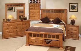 Rustic Bedroom Furniture Set Rustic Oak Bedroom Set Oak Bedroom Set
