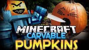 Minecraft Growing Pumpkins by Carvable Pumpkins Mod 1 12 2 1 11 2 Customize And Create Pumpkins
