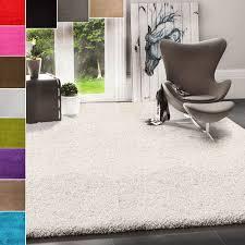 hochflor shaggy teppich modern pflegeleichte florhöhe