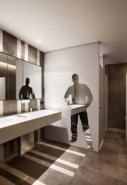 interior cool modern locker room design with awesome shadow locker