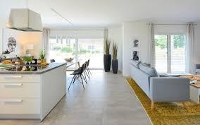 offener wohn essbereich mit kücheninsel ka haus erfurt